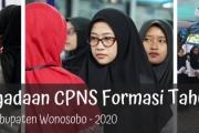 Pelaksanaan SKD CPNS Formasi 2019
