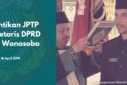 Sekretaris DPRD Dilantik