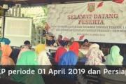 Rakor Evaluasi KP April 2019