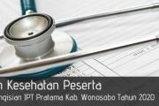 29 Peserta Menjalani Tes Kesehatan
