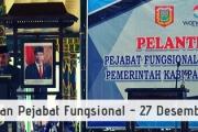 114 Pejabat Fungsional Dilantik