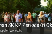 Penyerahan SK KP Periode Okt 2019