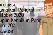 Rakor Evaluasi KP Periode Okt. 2020